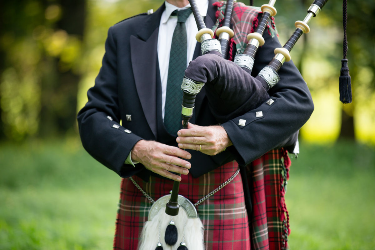 great highland bagpipes